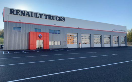 Renault Trucks à Vaulx-Milieu