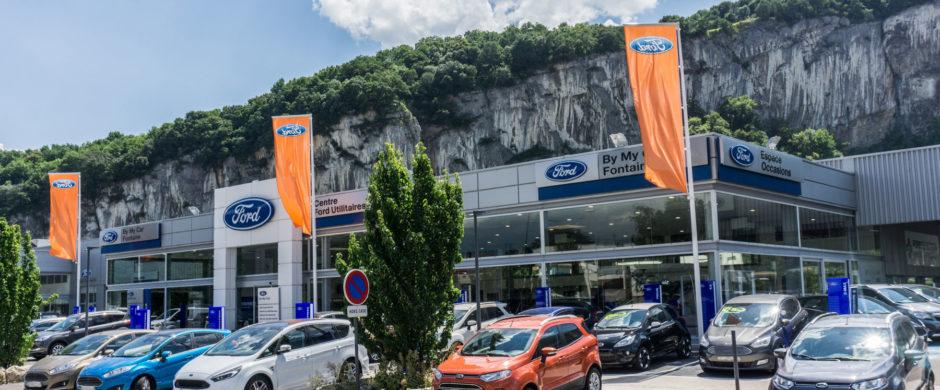 Garage Gauduel Ford à Fontaine en Isère