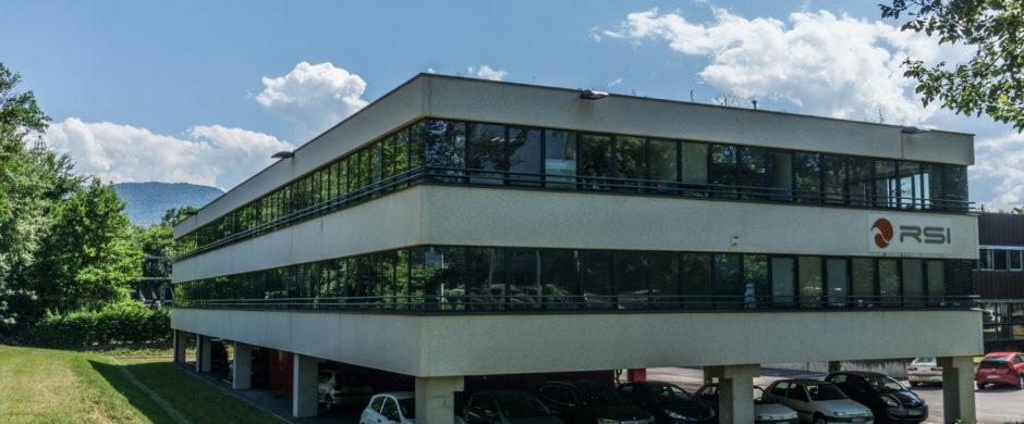 Parc Office à Meylan en Isère