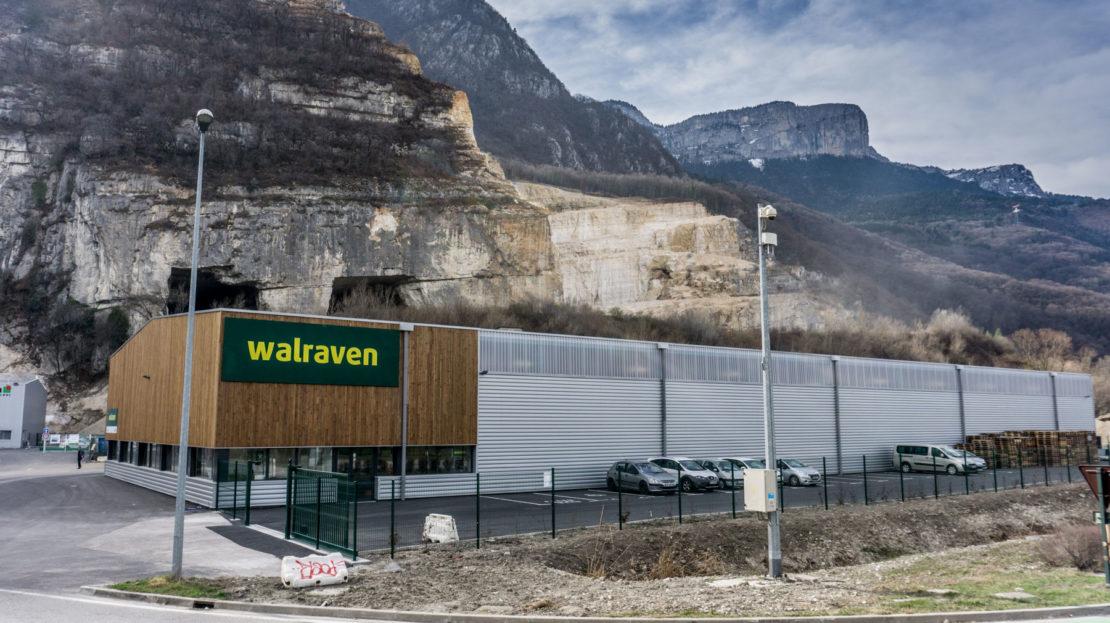 Walraven France à Noyarey en Isère