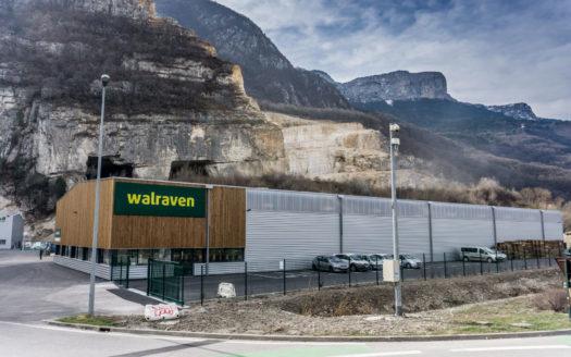 Réalisation Walraven à Noyarey en Isère 1