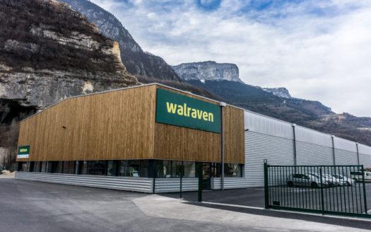 Réalisation Walraven à Noyarey en Isère 2