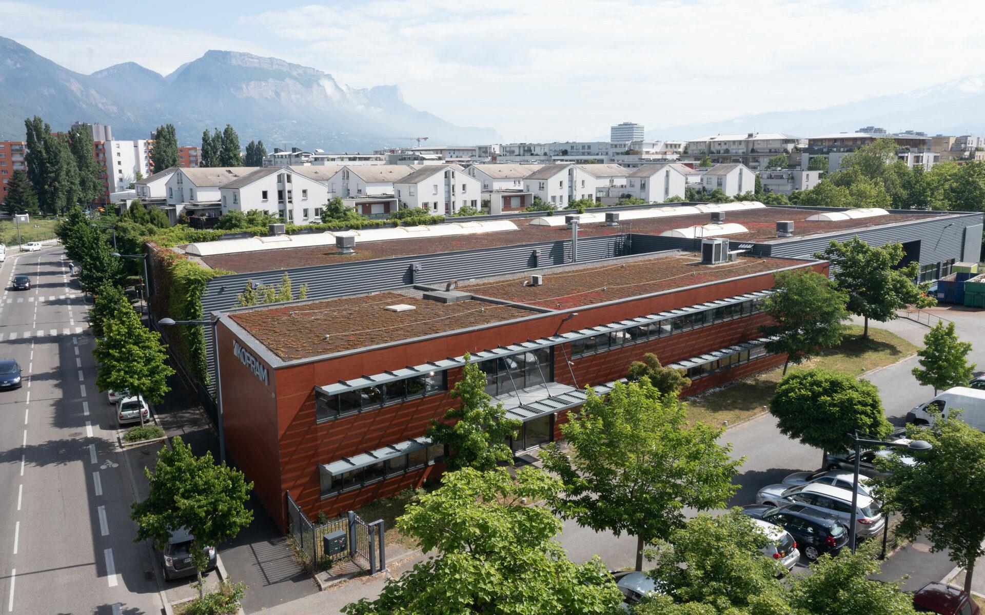 Kopram à Grenoble en Isère