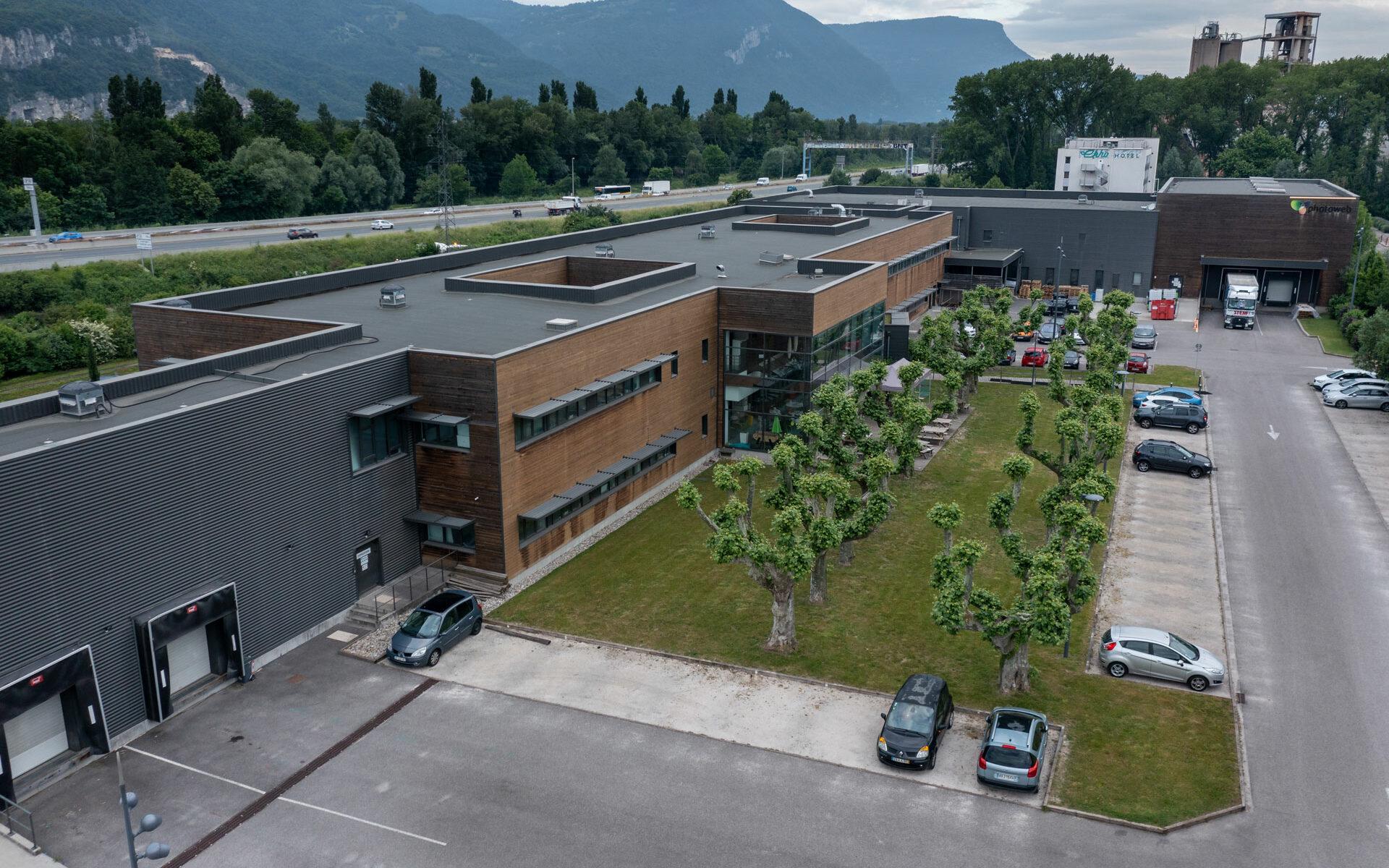 Photoweb à Saint-Égrève en Isère